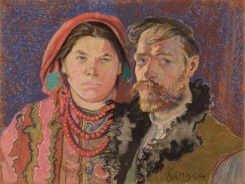 """Permalink to: """"Peasant Identity and Class Relations in the Art of Stanisław Wyspiański,"""" by Weronika Malek-Lubawski*"""