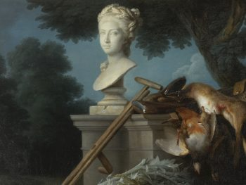 """Permalink to: """"La femme à la chasse: Anne Vallayer-Coster's Paintings of the Hunt,"""" by Kelsey Brosnan"""